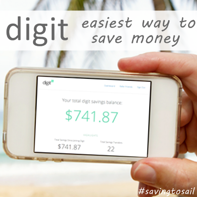 Digit – A Super Cool Money Saving App