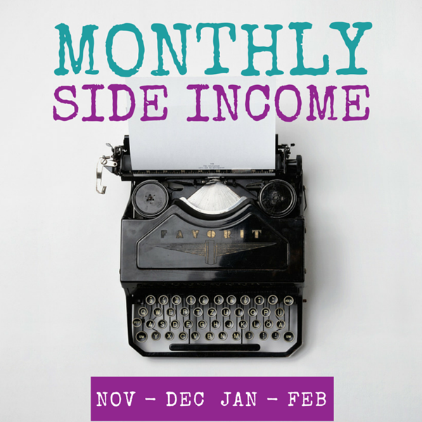 November Through February Side Income