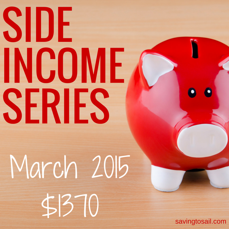 March Side Income