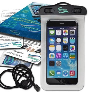 Safeways waterproof phone case - gift ideas for sailors