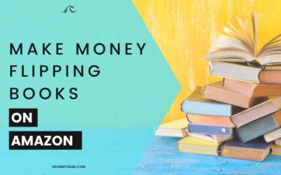 How to make money flipping books on Amazon