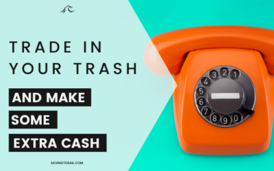 Trade in your trash and make some extra cash