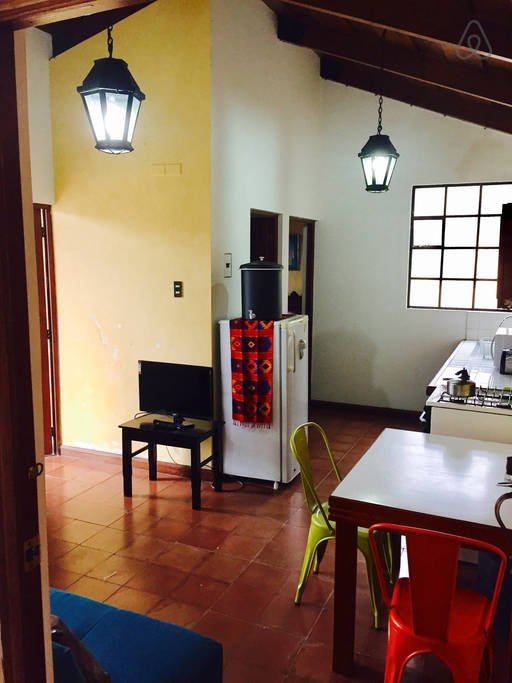 Our apartment in Guatemala