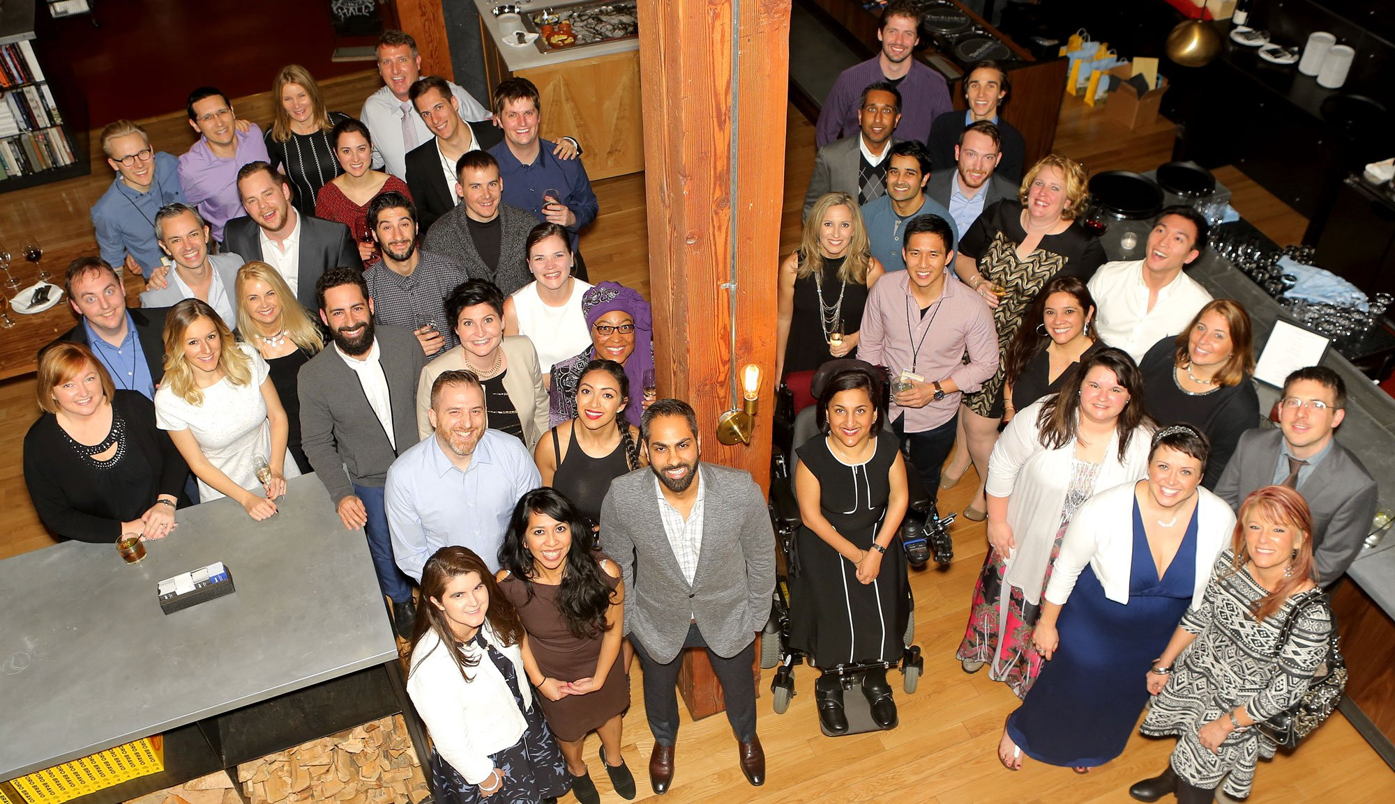 My co-workers and me at an IWT meetup we had in Portland, Oregon. I may no longer work there, but I'll always be grateful to Ramit Sethi and the I Will Teach You To Be Rich and GrowthLab team for all of the amazing opportunities and learning experiences.