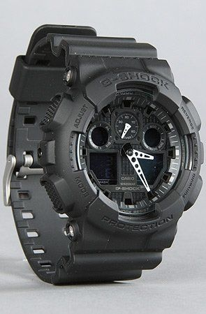 Gift ideas for sailors - G-Shock GA100 Military Series watch for men