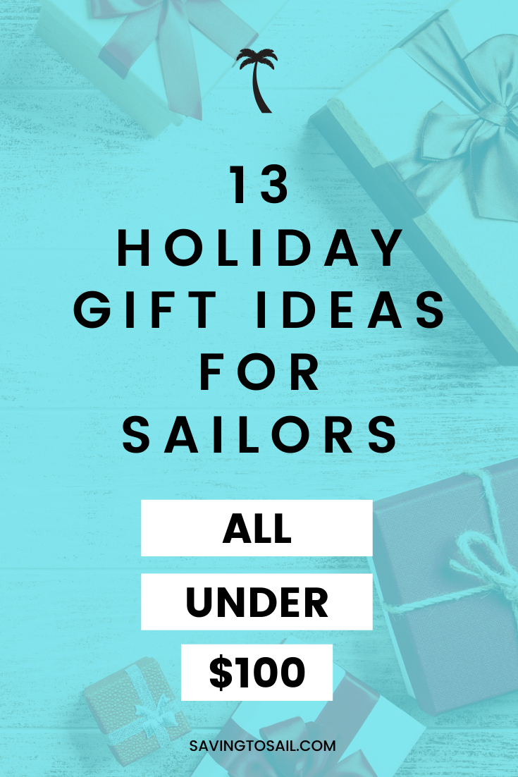 13 holiday gift ideas for sailors